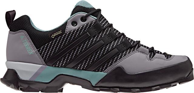 adidas TERREX Scope GTX Shoes Damen carboncore blackash green